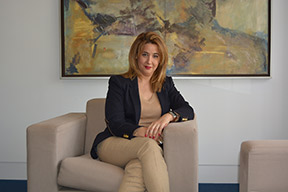 Ana Valbuena, Senior Consultant Legal Compliance