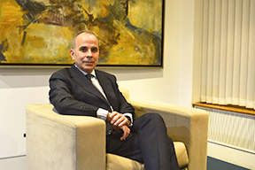 Jorge Domínguez, Senior Consultant Legal Compliance