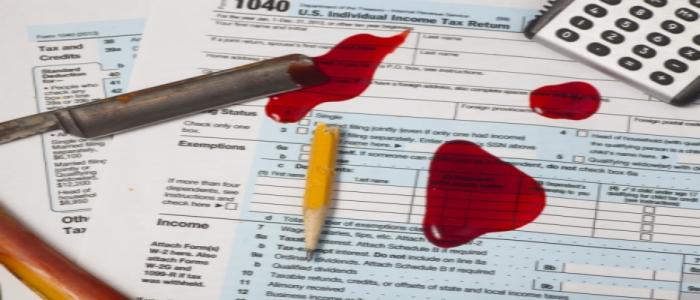 Steuerdelikt, werden wir mehr Beschwerden beginnen, zu sehen?