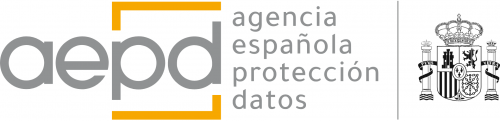 Agencia Española de Protección de Datos, logotipo