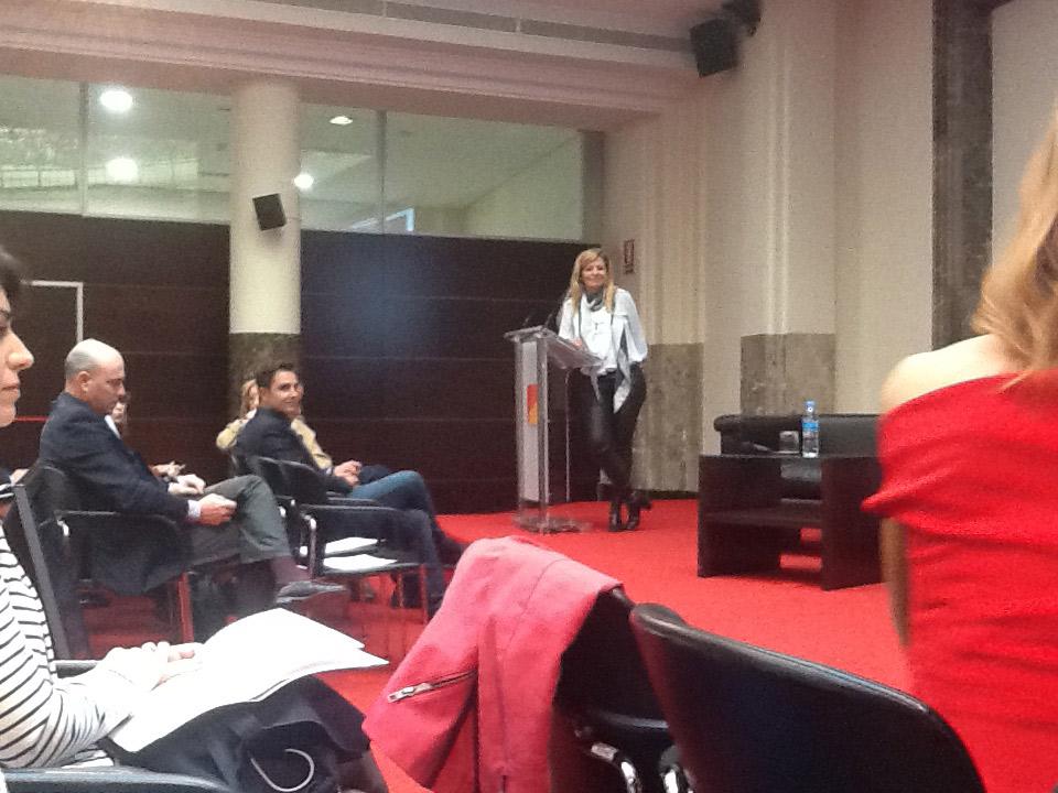 Proteger los derechos de los denunciantes, Ana Garrido Falciani