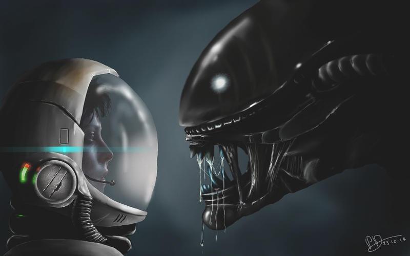 Corrupto? Alien. el octavo pasajero
