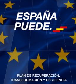 España puede. Plan de recuperación, Transformación y Resilencia.